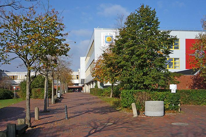 Stadthalle Niebüll