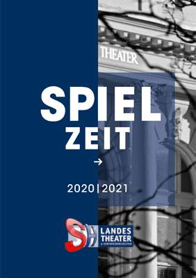 Spielzeitheft 2020/2021