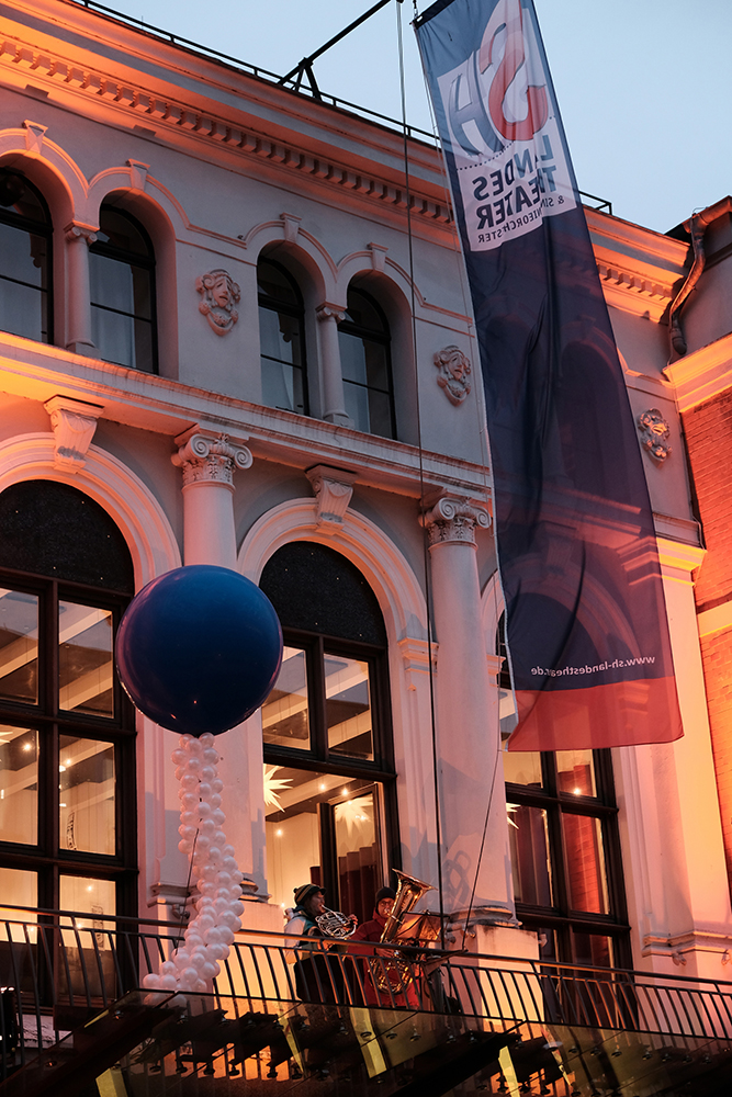 #wirsindda - Stadttheater Flensburg