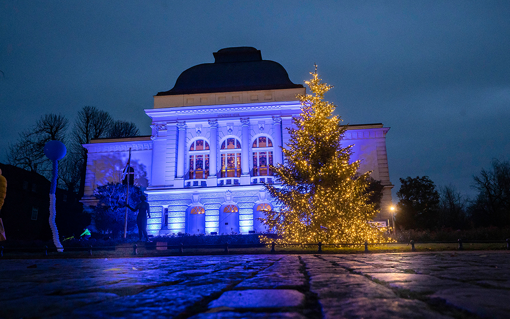 #wirsindda - Stadttheater Rendsburg